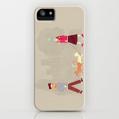 Dog People iPhone Case