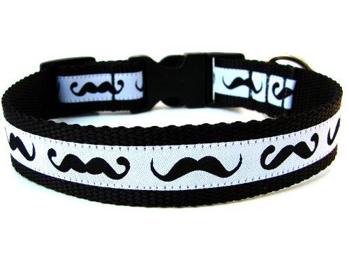 Mustache Collar