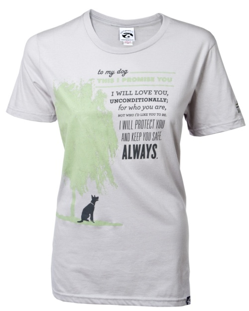 Dog is Good Promise Tee View 1