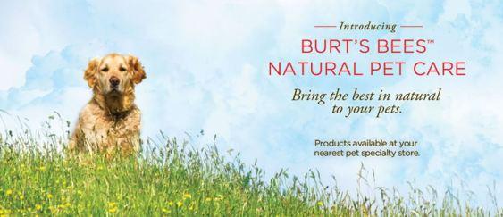 Burt's Bees Pet Care
