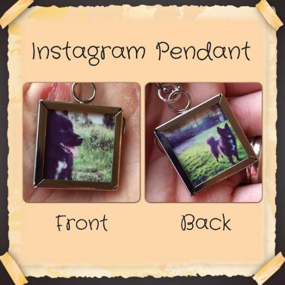 Instagram Pendant