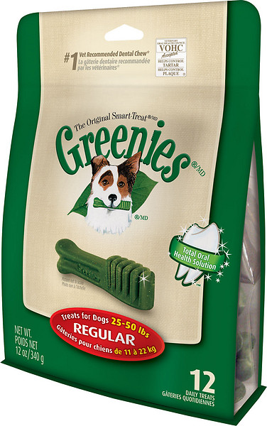 Greenies, Med
