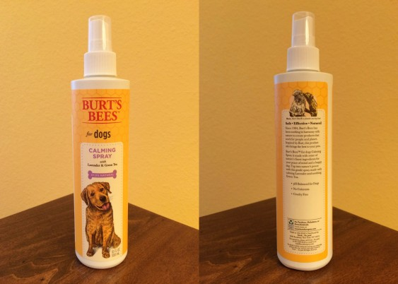 Burt's Bees Calming Spray