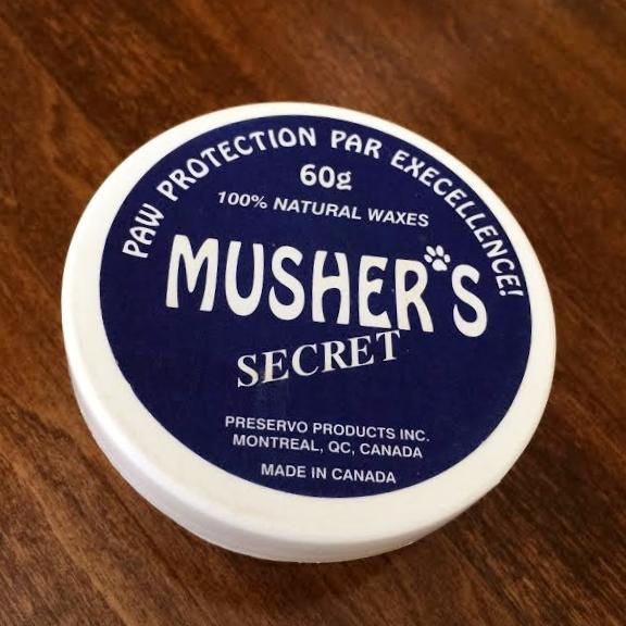 Musher's Paw