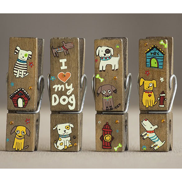 Natural Life Dog Chip Clips