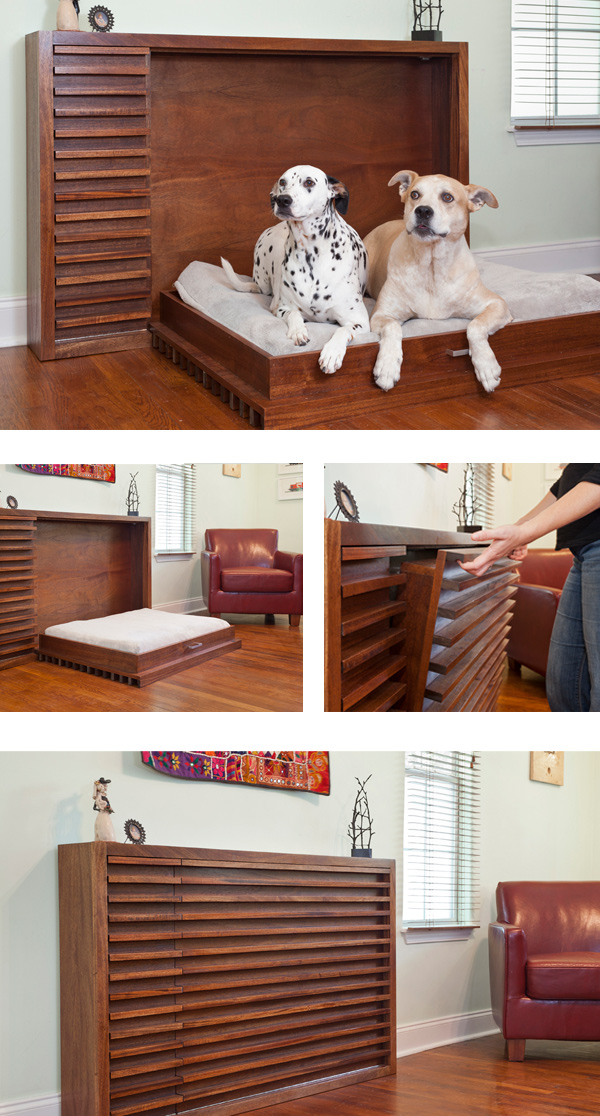 Dog Murphy Bed