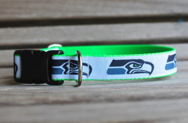 Seahawks Collar