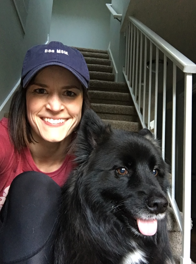 Dog Mom Hat 2