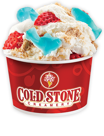 Shark Week Cold Stone